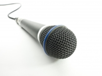 """Microphone"" by Master isolated images / FreeDigitalPhotos.net"