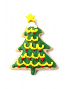"""Gingerbread Christmas Tree"" by nuchylee / FreeDigitalPhotos.net"