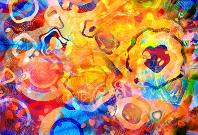 """Circles Colours"" by Idea go / FreeDigitalPhotos.net"