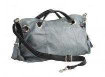 """Gray Leather Bag"" courtesy of John Kasawa] / FreeDigitalPhotos.net"