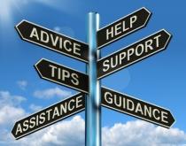 """Advice Help Signpost"" courtesy of Stuart Miles / FreeDigitalPhotos.net"