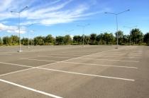"""""""Empty Parking"""" courtesy of anankkml/ FreeDigitalPhotos.net"""