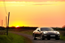 """Porsche Panamera Diesel"" courtesy of M - Pics/ FreeDigitalPhotos.net"