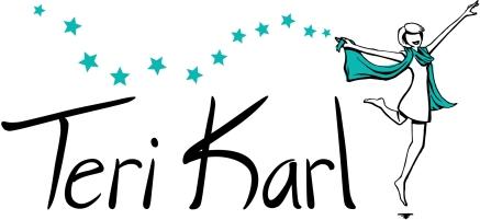 Teri Karl Logo CMYK