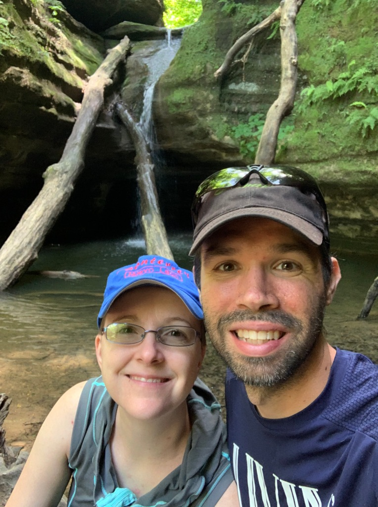 traveling Illinois to Starved Rock State Park